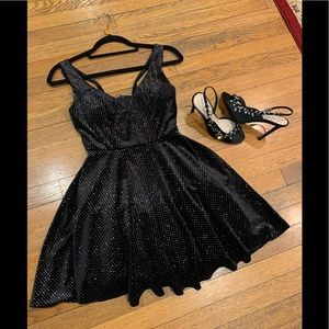 Set of Dress and Pump